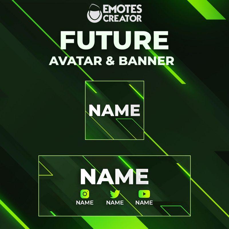 """Future"" Avatar & Banner"